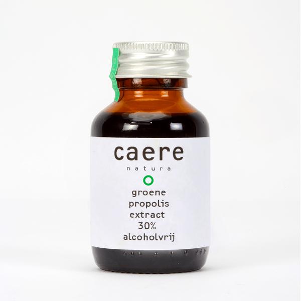 groene propolis extract 30% alcoholvrij