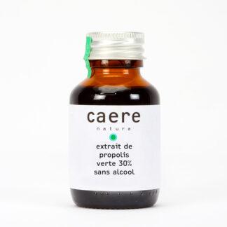 extrait de propolis verte sans alcool