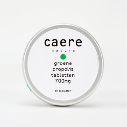 groene propolis tabletten 700mg