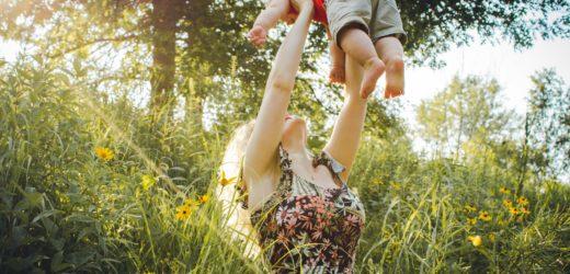 Groene propolis beschermt moeder en zoontjes