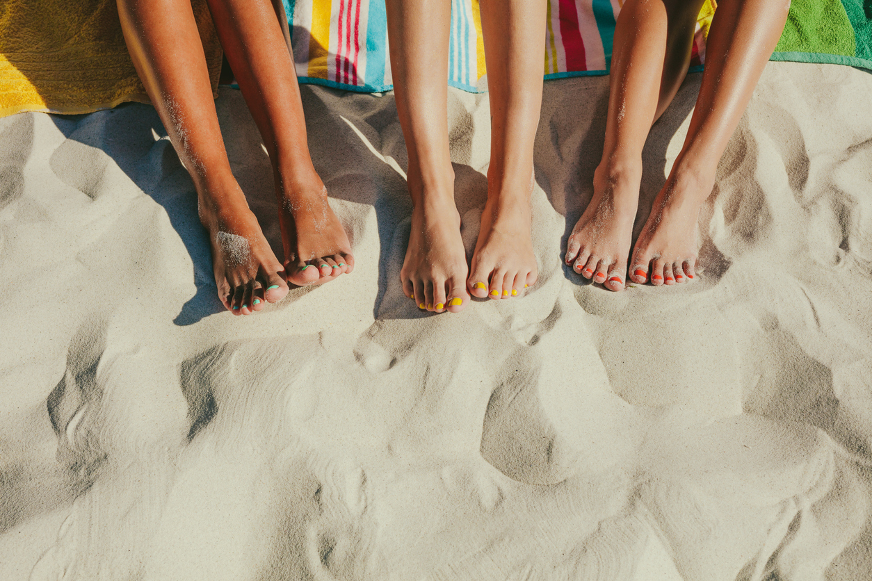 verzorg je voeten met groene propolis