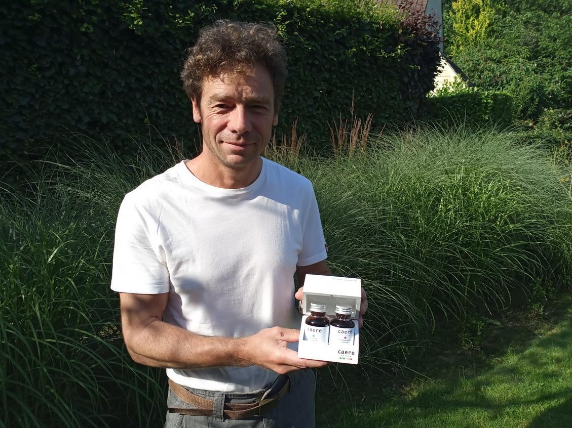 Geert Steen wint MiniCaere